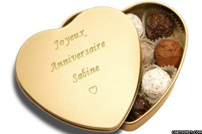 Joyeux Anniversaire Sabine Alias Romance73 Caligny Blog Regime